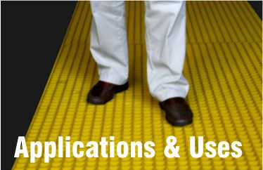 Fibreglass Grating Applications & Uses