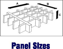 Fibreglass Panel Sizes